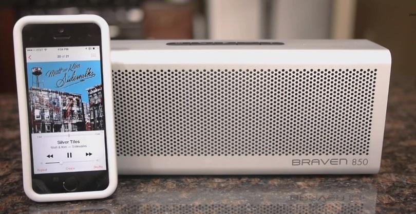 Braven 850 HD