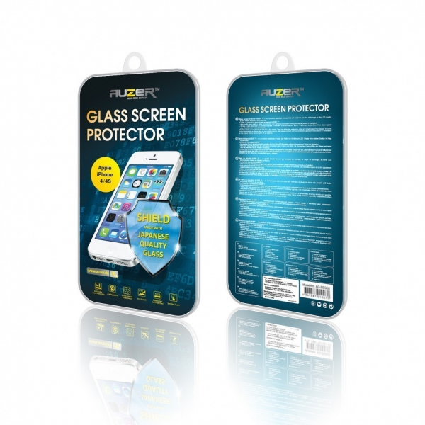 Защитное стекло Samsung Galaxy J1 (J100) AUZER