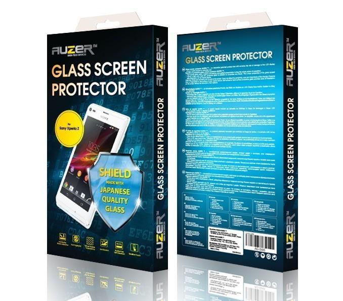 Защитное стекло Sony Xperia Z AUZER