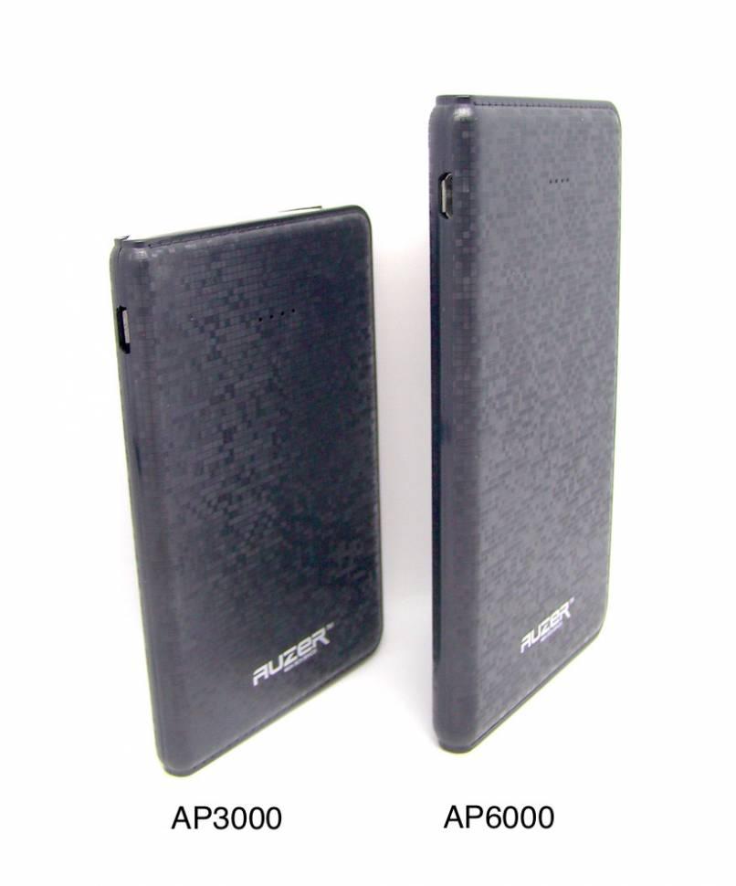 Внешний аккумулятор AUZER AP6000 Black
