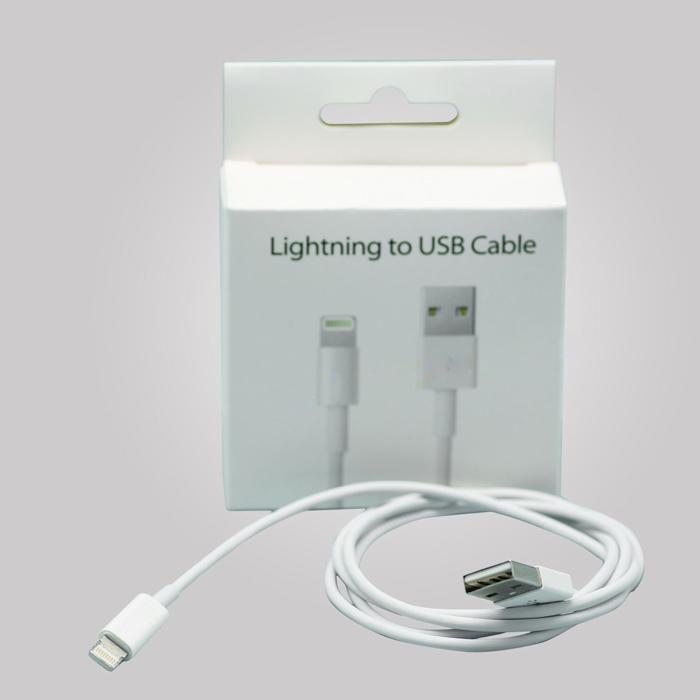 Кабель синхронизации USB to Lightning 8 pin GC
