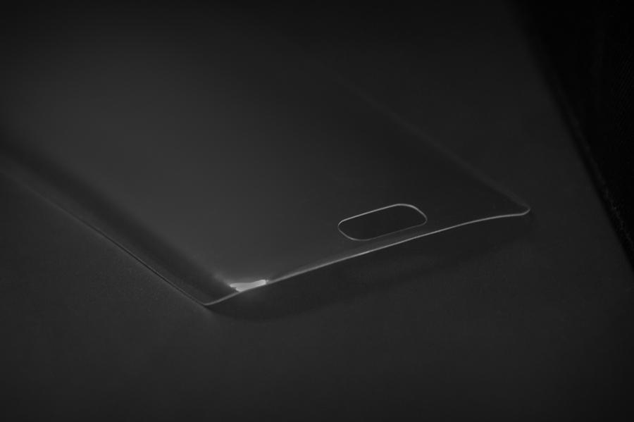 Защитное стекло Samsung S7 Edge 3D AUZER