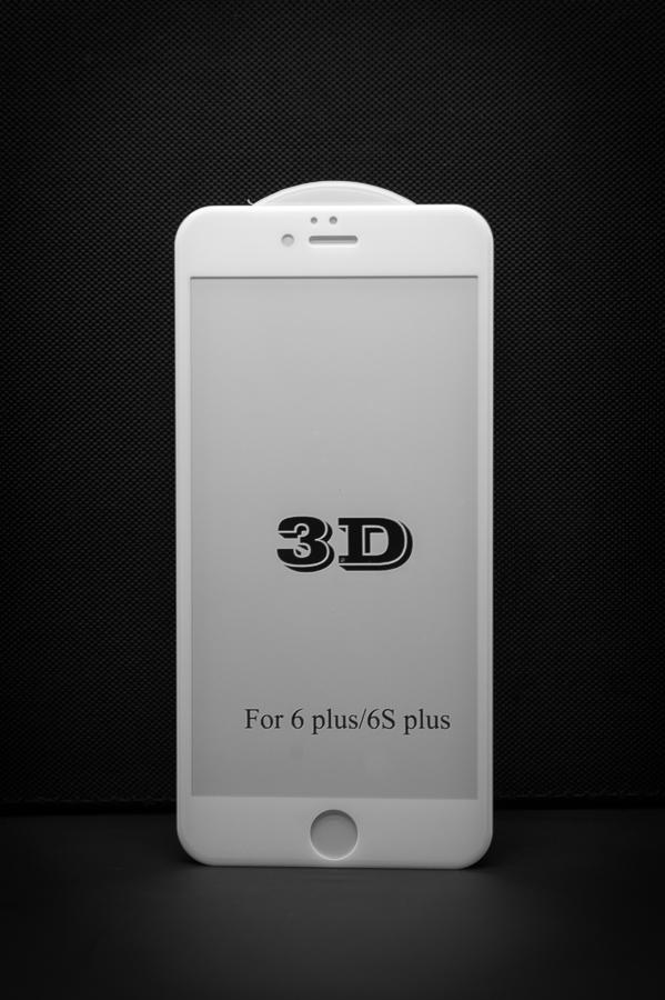 Защитное стекло Apple iPhone 6 plus 3D AUZER