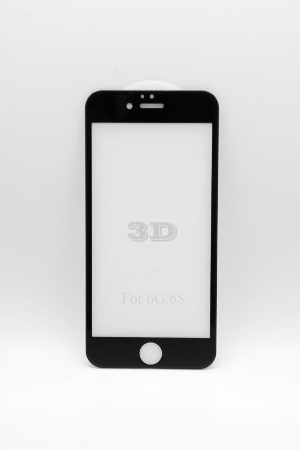 Защитное стекло Apple iPhone 6 3D AUZER