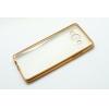 Ультратонкий чехол-бампер Samsung Galaxy A5 (Gold) AUZER